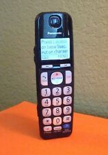 PANASONIC KX-TGEA20B HANDSET ONLY FOR KX-TGE210/230/240/260/270 SERIES PHONES