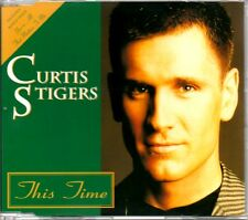 CURTIS STIGERS - THIS TIME - 3 TRACK CD SINGLE 2 - NEAR MINT