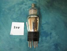 #36 Philco engraved base Radio TUBE TV7 tested @ 37 min 26 Guaranteed L205