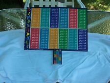 TIMES TABLE EDUCATION SET+  PLACEMAT+  BOOKMARK+AUSSIE MADE
