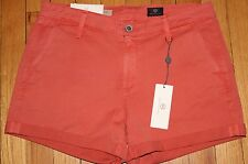 $118 AG ADRIANO GOLDSCHMIED THE TRISTAN TAILORED SHORTS SZ 28