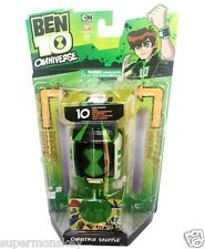 BANDAI BEN 10 OMNIVERSE OMNITRIX SHUFFLE LIGHT & SOUNDS WATCH