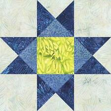 AccuQuilt GO! Fabric Cutting Dies, 12-Inch, Ohio Star, New, Free Shipping