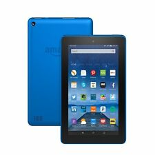 "Amazon Kindle Fire 7"" Display - (2016) NEWEST - Wi-Fi - 8 GB - BLUE"