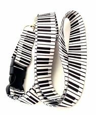 Anime Music Piano Lanyard for ID Card, MP3, Keychain... #ML-1