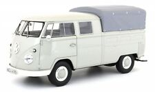 VW T1 Doppelkabine mit Plane (grau) 1960 Double Cabin with cover (light grey)