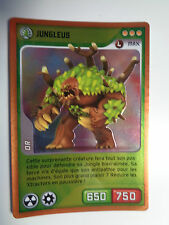 CARTE INVIZIMALS N° 134 JUNGLEUS NOUVELLE ALLIANCE OR NEUF