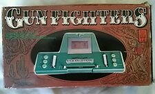 GAKKEN LANSAY GUN FIGHTERS TABLE TOP RETRO GAME VINTAGE COMPLET FULL BOXED