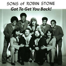 """Sons Of Robin Stone """"Got To Get You Back"""" CD R-15 tracks -1974 Philly Soul CD-R"""