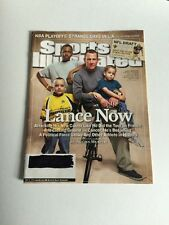 SPORTS ILLUSTRATED ~ MAY 8, 2006 ~ LANCE ARMSTRONG ON COVER