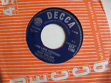 "DOUG SHELDON - I SAW LINDA YESTERDAY - UK 7"" - VG+ 1963 DECCA -  F 11564"