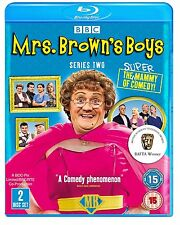 Mrs Brown's Boys - Series 2 - Complete (Blu-ray, 2012, 2-Disc Set) Sealed