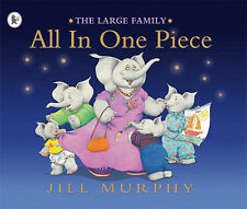 All in One Piece (Large Family), Jill Murphy, New Book