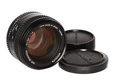 Minolta MD Rokkor 50mm 1:1,2 Normalobjektiv vom Händler