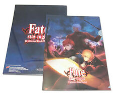 GE Animation GE26306 Fate/Stay Night: Team File Folder