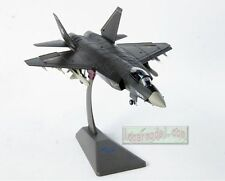 1/60 Scale J-31 J31 Stealth Combat Fighter Plane Aircraft Model Metal Diecast