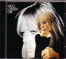 CD (NOUVEAU!). Nico-Chelsea Girl (John Cale lou reed 1966 mkmbh