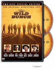 THE WILD BUNCH DVD SAM PECKINPAH WILLIAM HOLDEN ERNEST BORGNINE BRAND NEW UK
