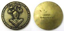 Medaglia 1981 Ecole D'Application De L'Arme Blindee Et Cavalerie Saumur France