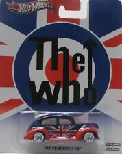 FAT Fendered 40 ( The Who ) Hot Wheels 1:64