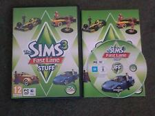 Los Sims 3 Fast Lane Stuff Pack De Expansión PC Windows o Mac