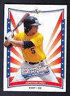 2014 LEAF PERFECT GAME JONATHAN INDIA #GM-25 ALL AMERICAN CLASSIC TRUE ROOKIE MT
