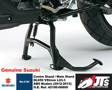 GENUINE SUZUKI CENTRE STAND MAIN STAND KIT DL650 VSTROM / V-STROM ABS (12-13)