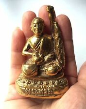 THAI AMULET BUDDHA STATUE PHRA SIVALEE PANG JOK BAHT  LUCKY SUCCESS WEALTHY