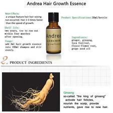 Para Andrea Hair Growth Essence Tratamiento Para La Pérdida De Cabello jengibre