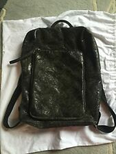 Maison Martin Margiela Men Backpack Bag Gym Hand Carry Artisan Leather Italian