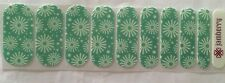 Jamberry Nail Wraps Half Sheet Noisemaker Retired *Glows In The Dark*
