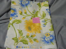 1/2 Yd Quilting Sewing Fabric Sunshine by April Cornell Moda Large Flowers