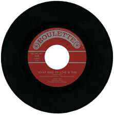 "JOEY DEE & THE STARLIGHTERS  ""WHAT KIND OF LOVE IS THIS""  R&B / POPCORN  LISTEN!"