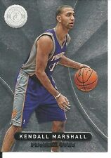 Kendall Marshall Rookie Rc 2012-13 Totally Certified #197 North Carolina Suns