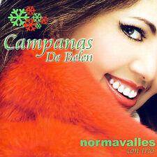 Valles, Norma Campanas de Belen CD