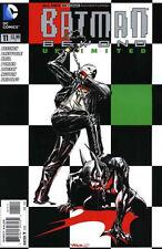 BATMAN BEYOND UNLIMITED #11 VERY FINE /  NEAR MINT 2012