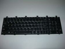 Clavier QWERTZ AEBD10IS011-SL Toshiba Satellite P100