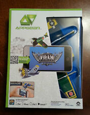 New Appgear Alien Foam Fighter Pacific Mobile App Game Android Ipod iPhone iPad2