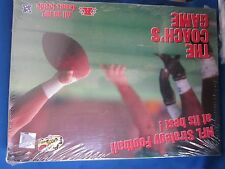 Mindpower The Coach's Game NFL Strategy Football Board Game sealed