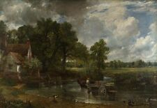 Wholesale lots oil painting John Constable The Hay Wain Early Romanticism art #
