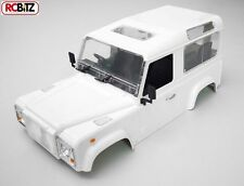 1/10 Land Rover Defender D90 Hard Shell Plastic Body Kit VERY Detail INTERIOR G2