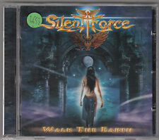 SILENT FORCE - walk the earth CD