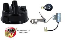 JOHN DEERE 2 CYL 520 530 620 720 730 TRACTOR DISTRIBUTOR IGNITION TUNE UP KIT