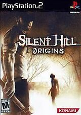Silent Hill Origins (Sony PlayStation 2, 2008) PS2 Complete SUPER FAST FREE SHIP