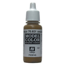 Vallejo Model Color: English Uniform - VAL70921 Acrylic Paint Bottle 17ml 141