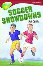 Oxford Reading Tree: Level 15: Treetops Stories: Soccer Showdowns by Maureen...