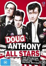 Doug Anthony All Stars: Deluxe Edition DVD R4