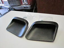 68 69 70 1968 1969 1970 GTO HOOD SCOOP INSERTS AND HARDWARE