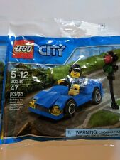 New Lego City Town polybag 30349 Sports Car