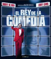 King of Comedy (1982) **Blu Ray B**   Robert De Niro, Jerry Lewis DEUTSCH